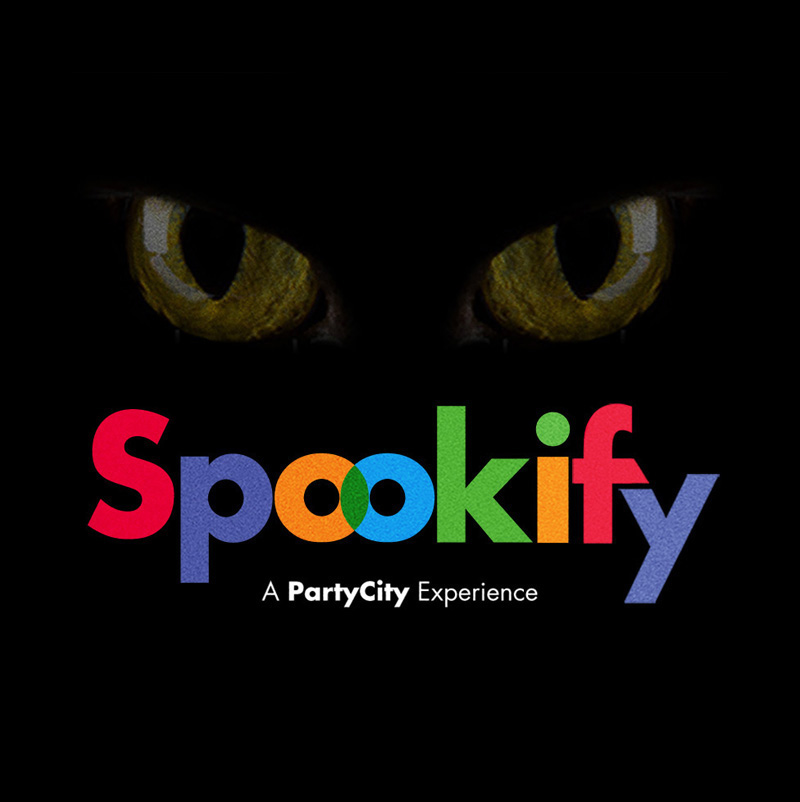 Party City Spookify App